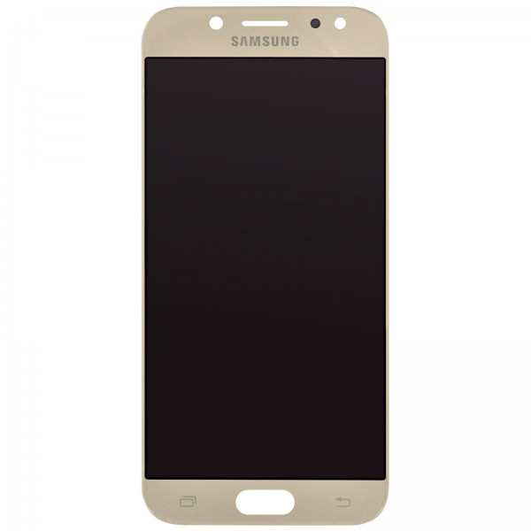 Samsung Galaxy J5 2017 (J530F) Original Displayeinheit Serviceware Gold