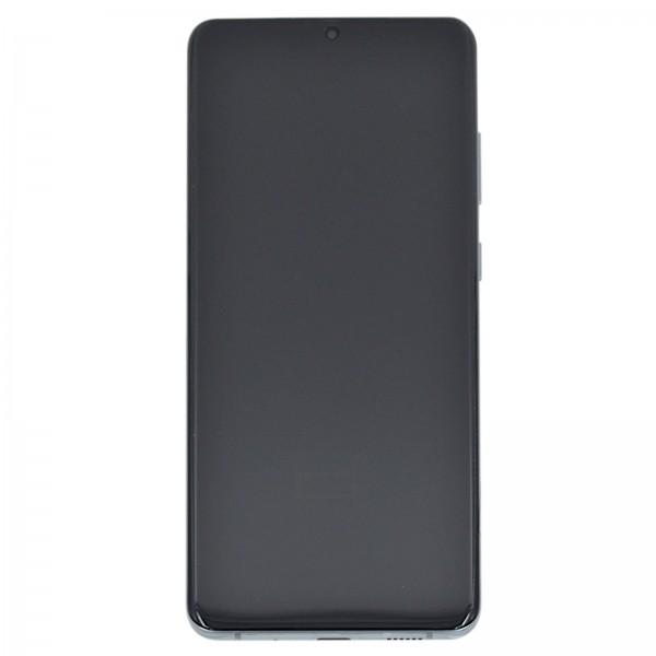 Samsung Galaxy S20+ (G985F)/5G (G986B) Original Displayeinheit Serviceware Cosmic Gray GH82-22145E