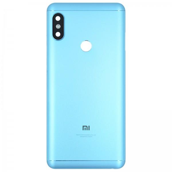 Redmi Note 5 Backcover blau