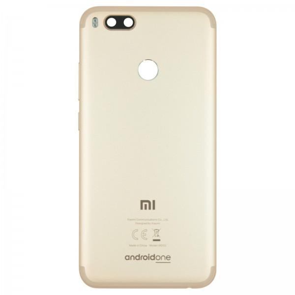 Xiaomi Mi A1 Backcover gold