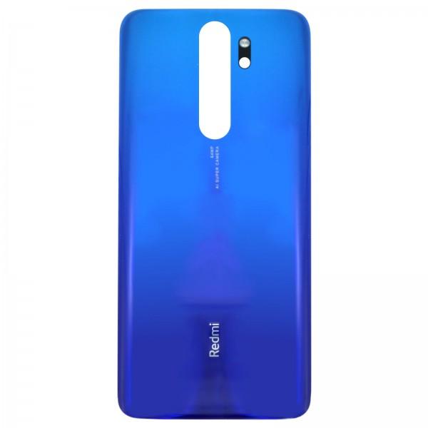 Redmi Note 8 Pro Backcover blau