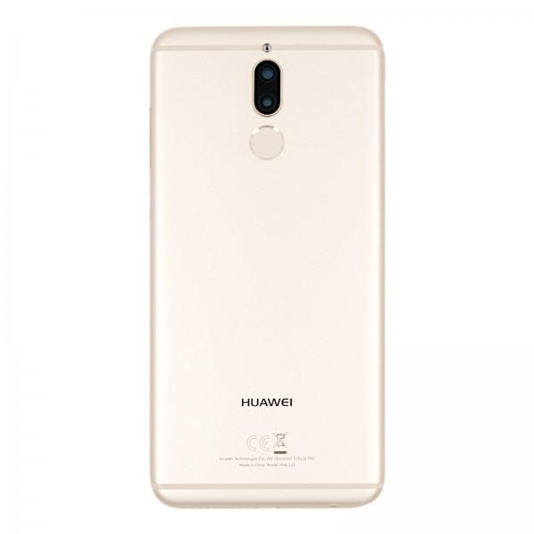 Huawei Mate 10 Lite Original Akkudeckel Serviceware Prestige Gold 02351QQC