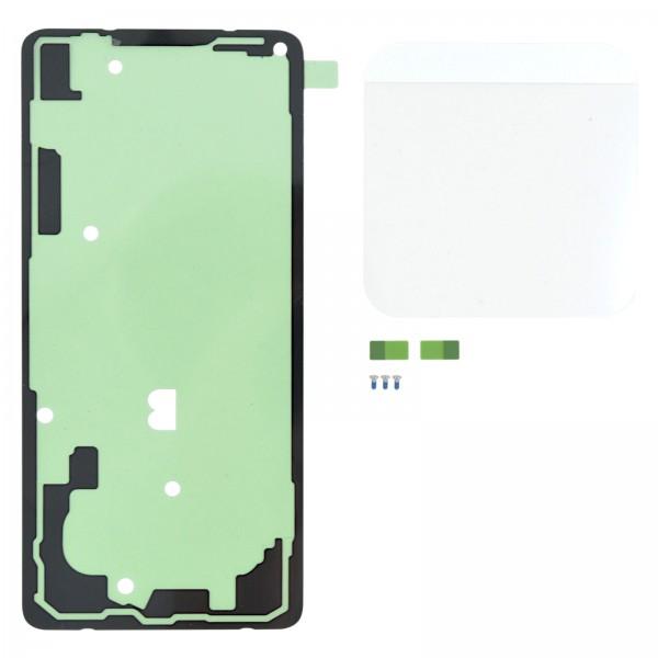 Samsung Galaxy S10 Plus (G975F) Original Backcover Klebefolie-Set