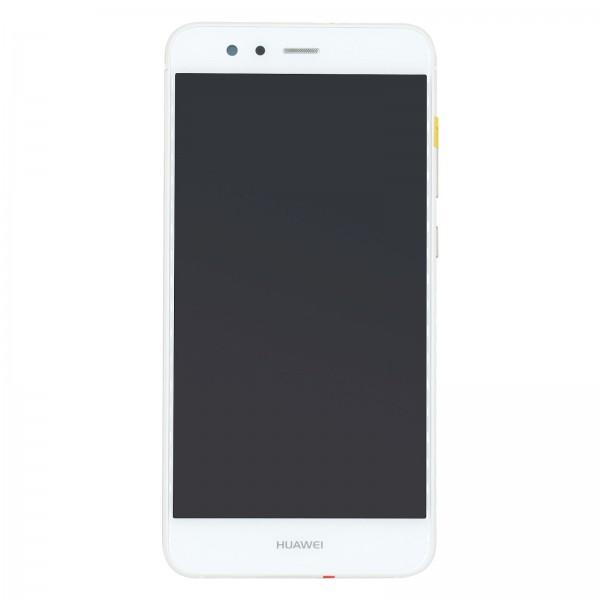 Huawei P10 Lite Original Displayeinheit Serviceware Weiß 02351FSB 02351FSC