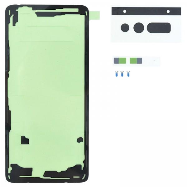 Samsung Galaxy S10 (G973F) Original Backcover Klebefolie-Set GH82-18800A