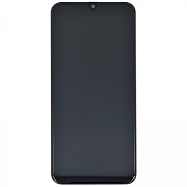 Samsung Galaxy M30s (M307F) Original Displayeinheit Serviceware Black