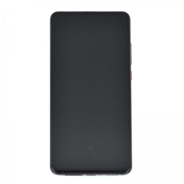 Xiaomi Mi 9T/9T Pro ori Display mit Rahmen schwarz