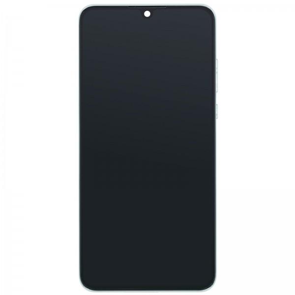 Huawei P30 Lite New Edition (MAR-LX1B) Original Displayeinheit Serviceware Pearl White 02353FQB