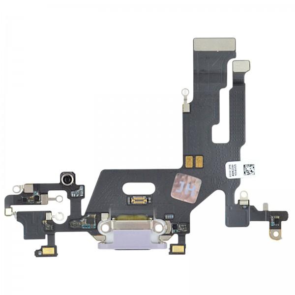 iPhone 11 Lightning Ladebuchse Chargeflex Dockconnector lila