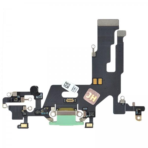 iPhone 11 Lightning Ladebuchse Chargeflex Dockconnector grün