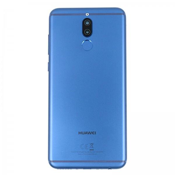 Huawei Mate 10 Lite Original Akkudeckel Serviceware Aurora Blue 02351QQE 02351QXM
