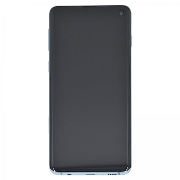 Samsung Galaxy S10 (G973F) Original Displayeinheit Serviceware Prism Blue GH82-18850C GH82-18835C