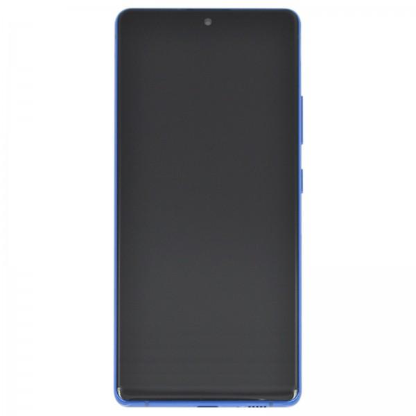 Samsung Galaxy S10 Lite Original Displayeinheit Serviceware Prism Blue GH82-21672C