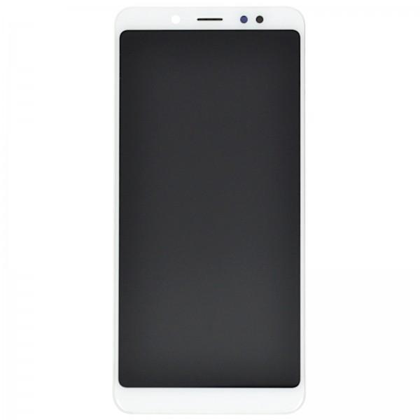 Redmi Note 5 ori Display mit Rahmen weiß