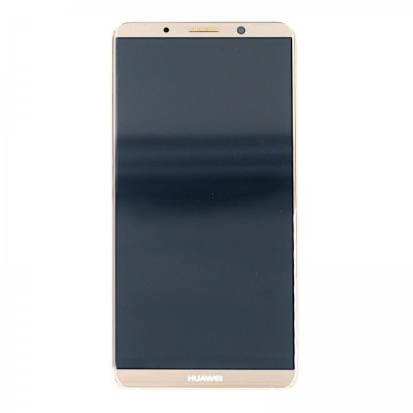 Huawei Mate 10 Pro Original Displayeinheit Serviceware Mocha Brown 02351RQM