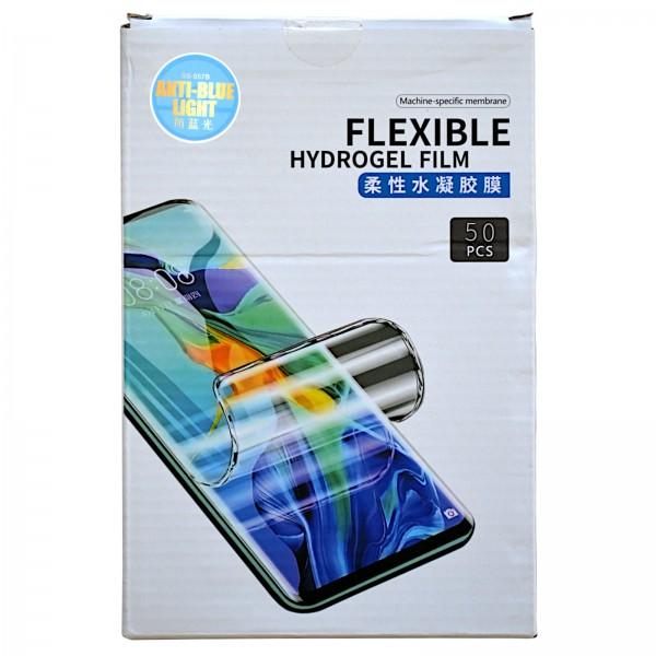 Hydrogel Folie Modell SS-057b ANTI BLUE LIGHT für Folienplotter (50Stück pro Packung)