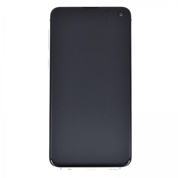 Samsung Galaxy S10e (G970F) Original Displayeinheit Serviceware Prism White GH82-18852B