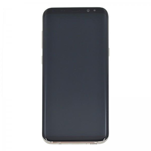Samsung Galaxy S8 Plus (G955F) Original Displayeinheit Serviceware Gold GH97-20470F