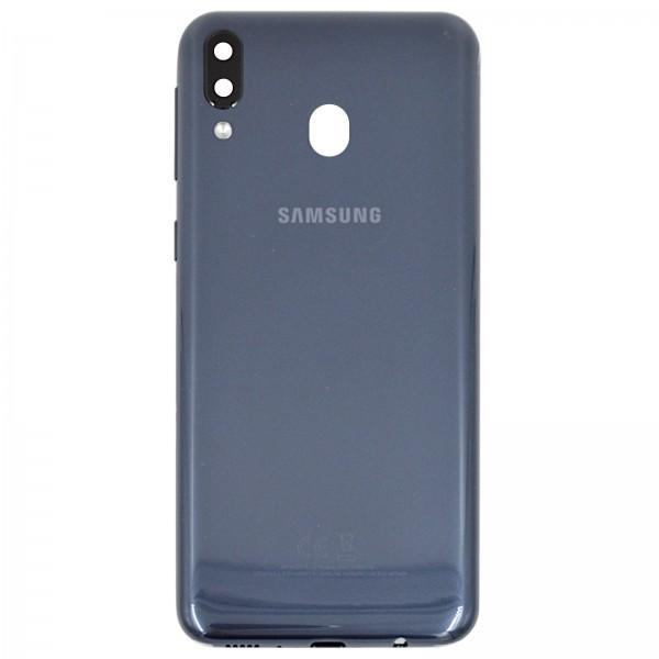 Samsung Galaxy M20 (M205F) Original Akkudeckel Serviceware Charcoal Black