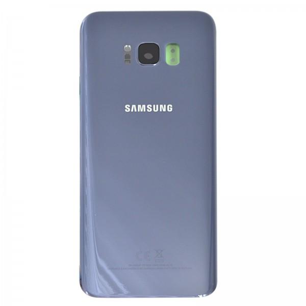 Samsung Galaxy S8 Plus (G955F) Original Akkudeckel Serviceware Orchid Grey GH82-14015C