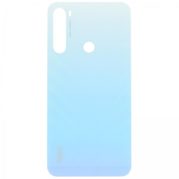 Redmi Note 8 Backcover weiß