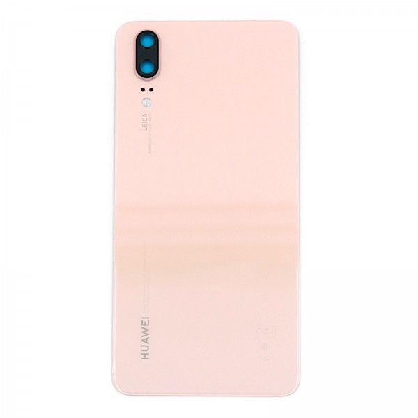 Huawei P20 Original Akkudeckel Serviceware Pink Gold 02351WKW