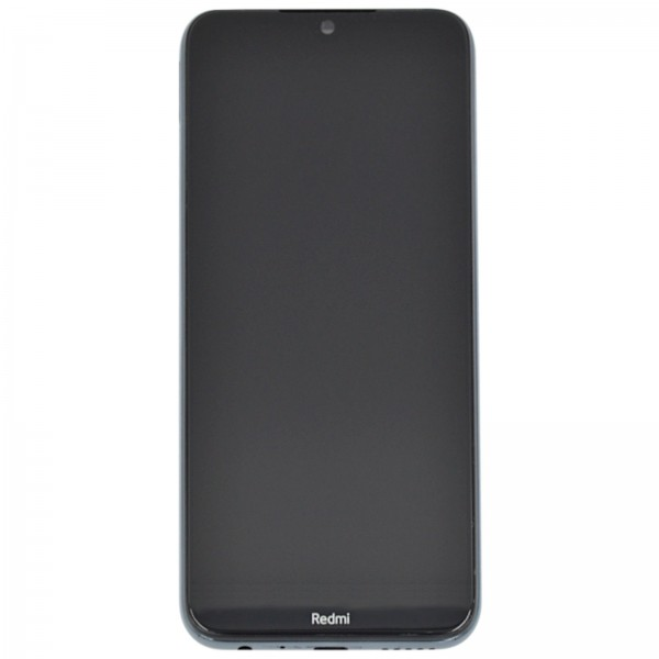 Redmi Note 8T ori Display mit Rahmen grau