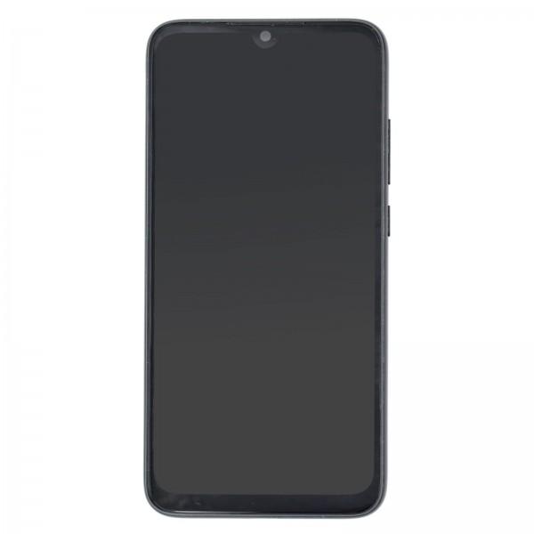 Redmi Note 7 ori Display mit Rahmen schwarz