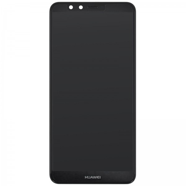 Huawei Y9 (2018) LCD Display+Touch+Frame+Battery Black 02351VFR