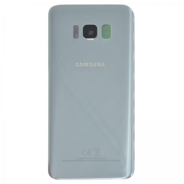 Samsung Galaxy S8 (G950F) Original Akkudeckel Serviceware Arctic Silver GH82-13962B