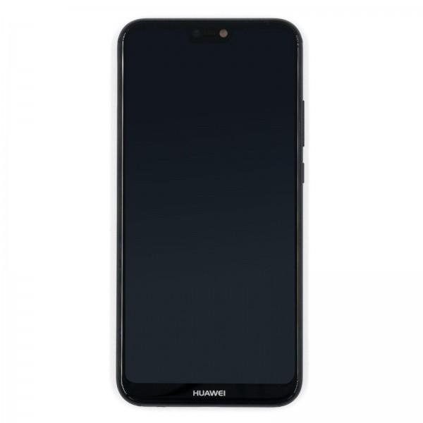 Huawei P20 Lite Original Displayeinheit Serviceware Midnight Black 02351XTY 02351VPR