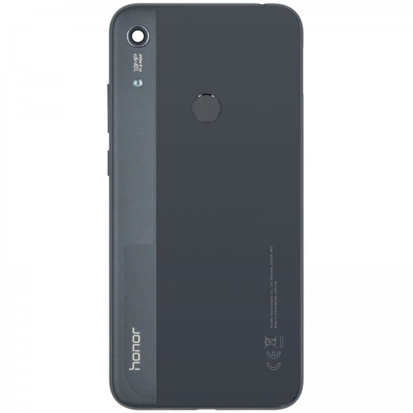 Huawei Honor 8A Battery Cover Black 02352LAV