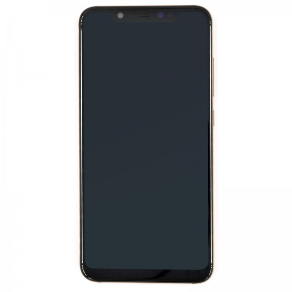 Xiaomi Mi 8 ori Display mit Rahmen gold