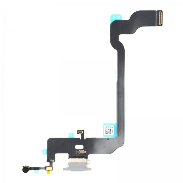 iPhone XS Lightning Ladebuchse Chargeflex Dockconnector weiß ori neu
