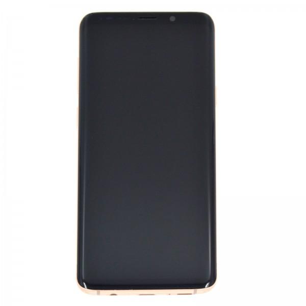 Samsung Galaxy S9 Plus (G965F) Original Displayeinheit Serviceware Sunrise Gold GH97-21691E