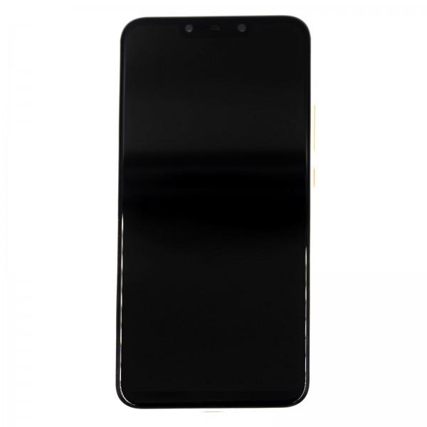 Huawei Mate 20 Lite Original Displayeinheit Serviceware Platin Gold 02352DKN 02352GTV