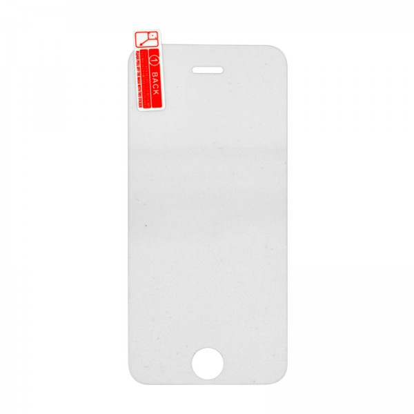 iPhone 5/5C/5S/SE Schutzfolie Panzerglas Tempered Glass NUGLAS