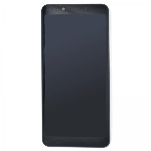 Redmi 6 ori Display mit Rahmen schwarz