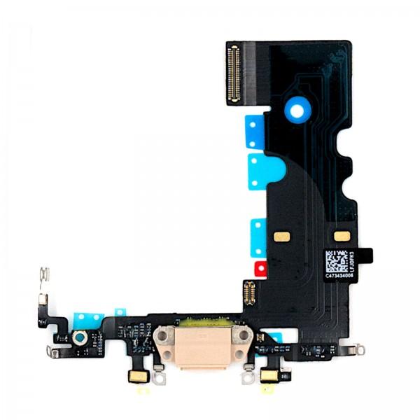 iPhone 8 PLUS Lightning Ladebuchse Chargeflex Dockconnector rosegold