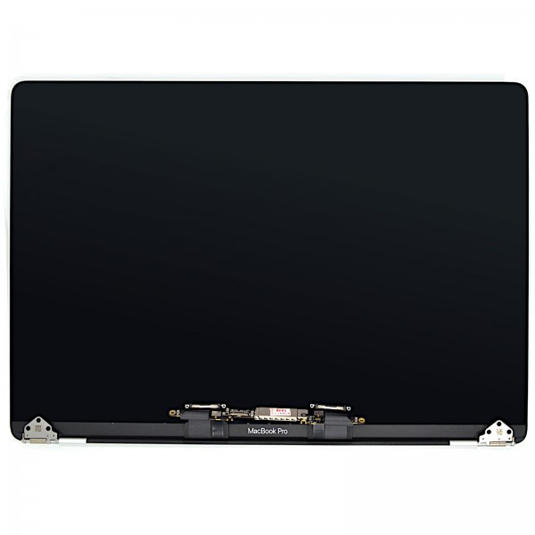"LCD für MacBook Pro 15"" (A1990 EMC 3215) mit Gehäuse spacegrey new assembly"