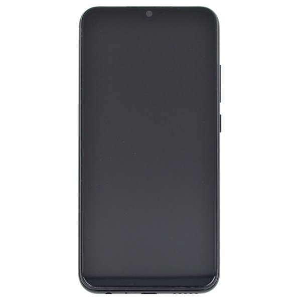 Redmi Note 8 ori Display mit Rahmen schwarz