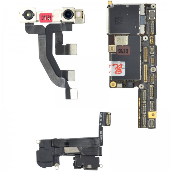 iPhone X Platine Logicboard Mainboard with Face ID 256gb