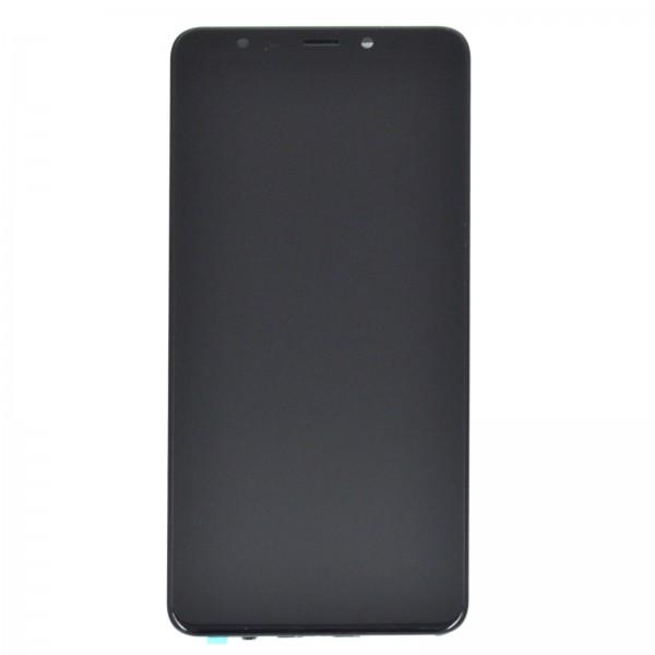 Redmi 5 ori Display mit Rahmen schwarz