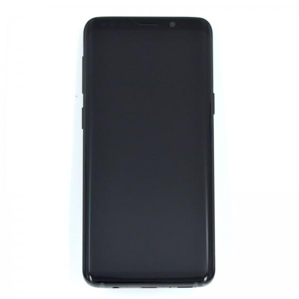 Samsung Galaxy S9 (G960F) Original Displayeinheit Serviceware Midnight Black GH97-21696A