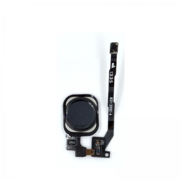 iPhone 5S/SE Home Button schwarz