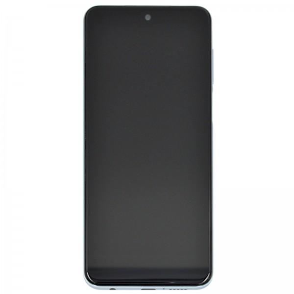 Redmi Note 9S ori Display mit Rahmen weiß