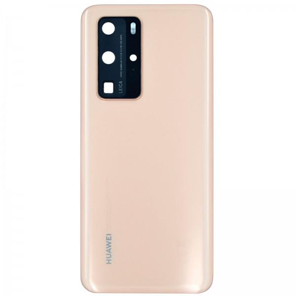 Huawei P40 Pro Original Akkudeckel Serviceware Bush Gold 02353MNB