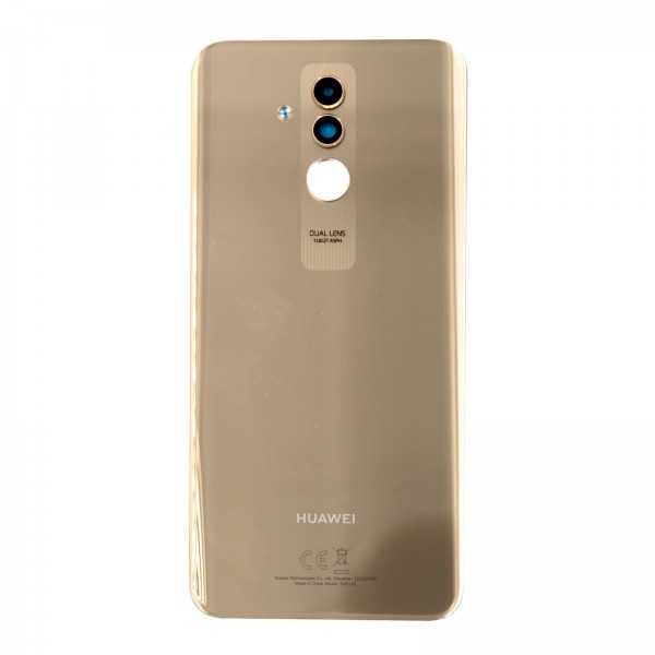 Huawei Mate 20 Lite Original Akkudeckel Serviceware Platin Gold 02352DKS