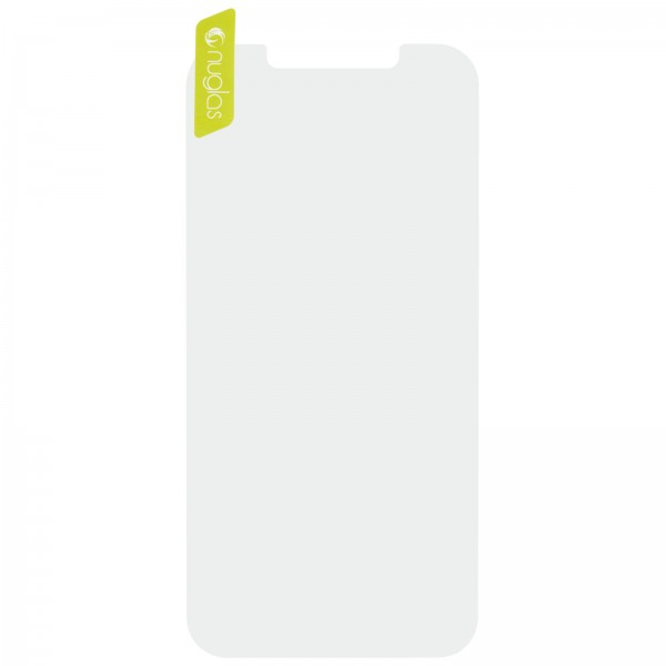 iPhone 12 PRO MAX Schutzfolie Panzerglas Tempered Glass NUGLAS