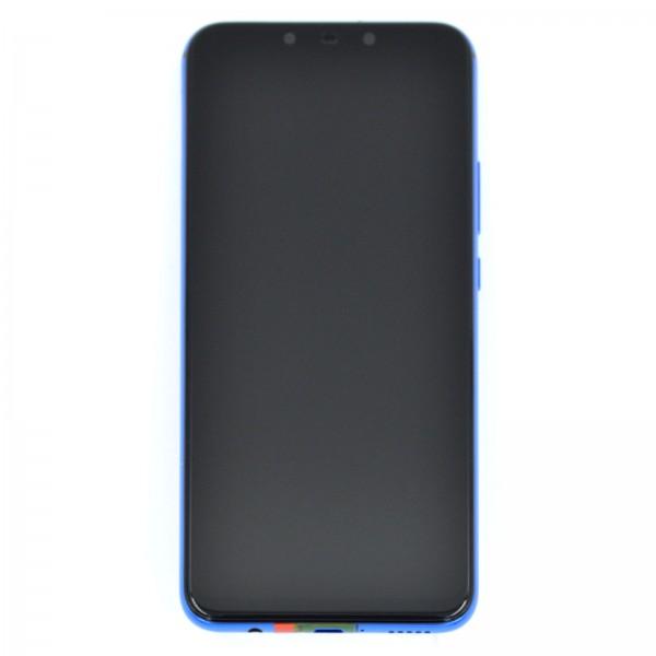 Huawei P Smart Plus Original Displayeinheit Serviceware Iris Purple 02352BUH